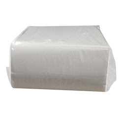 NAPKIN 73004383 WHITE 7-1/2X13-1/2 1PLY TALL FOLD